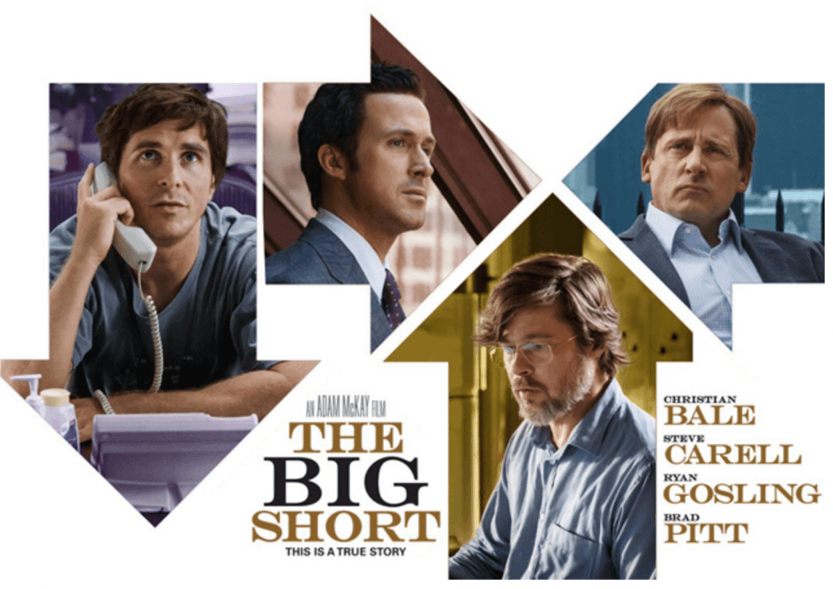 Movies for entrepreneurs #15: The Big Short