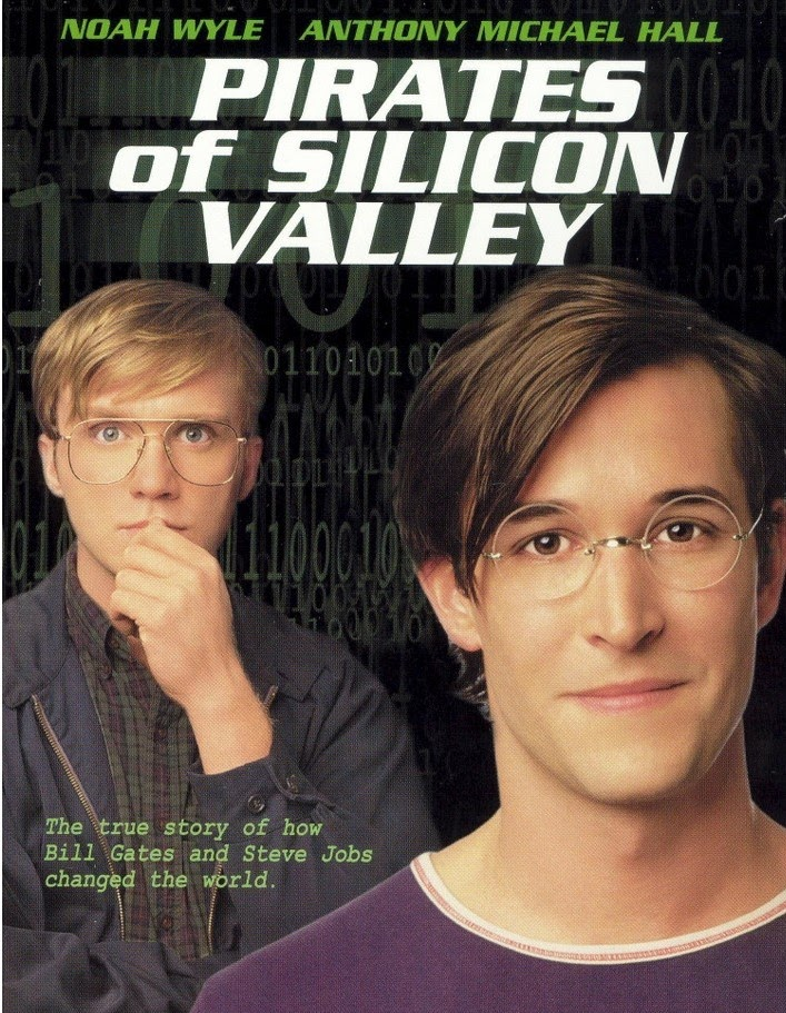 Best entrepreneur movies #12: Pirates of Silicon Valley
