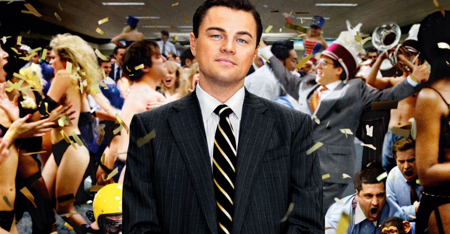 Best business movies #14: The Wolf of Wall Street