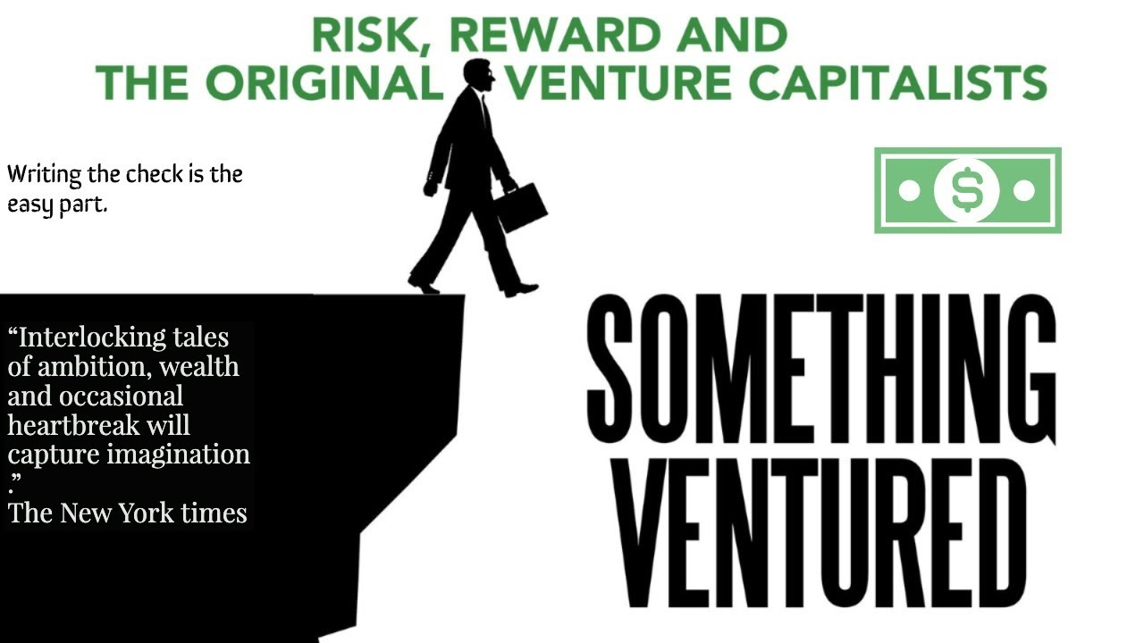 Best business movies #32: Something Venture