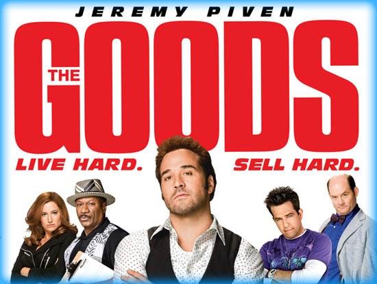 Entrepreneurship movies #41: The Goods: Live Hard, Sell Hard