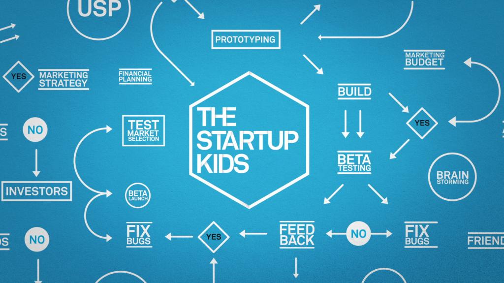 Entrepreneur movies #40: The Startup Kids