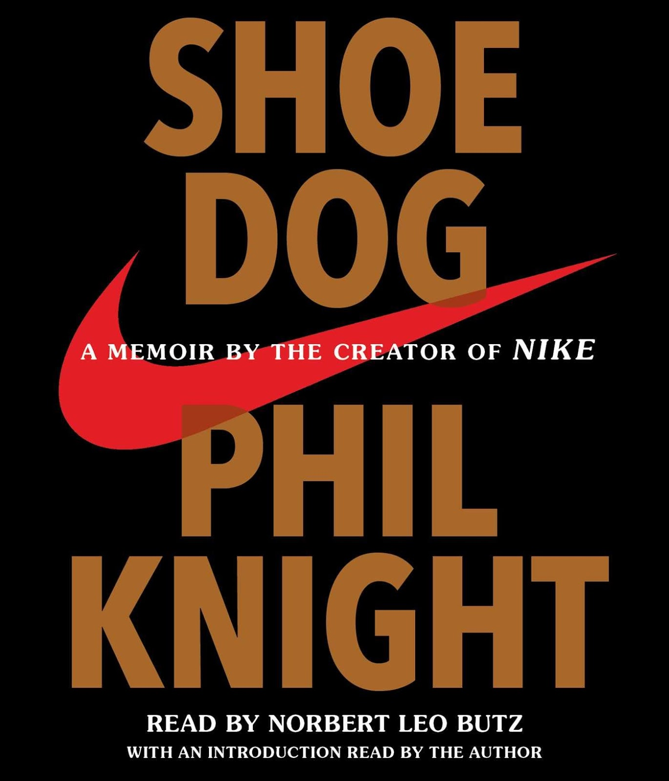 Best business audiobooks #10: Shoe Dog