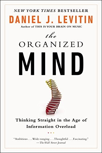Best business audiobooks #11: The Organized Mind
