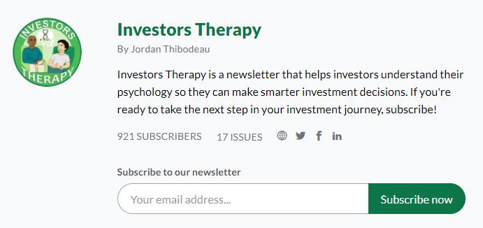 Investors Therapy