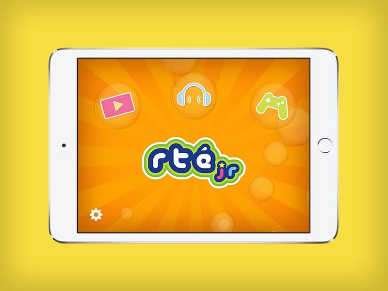 RTEjr iOS and Android app Case Study