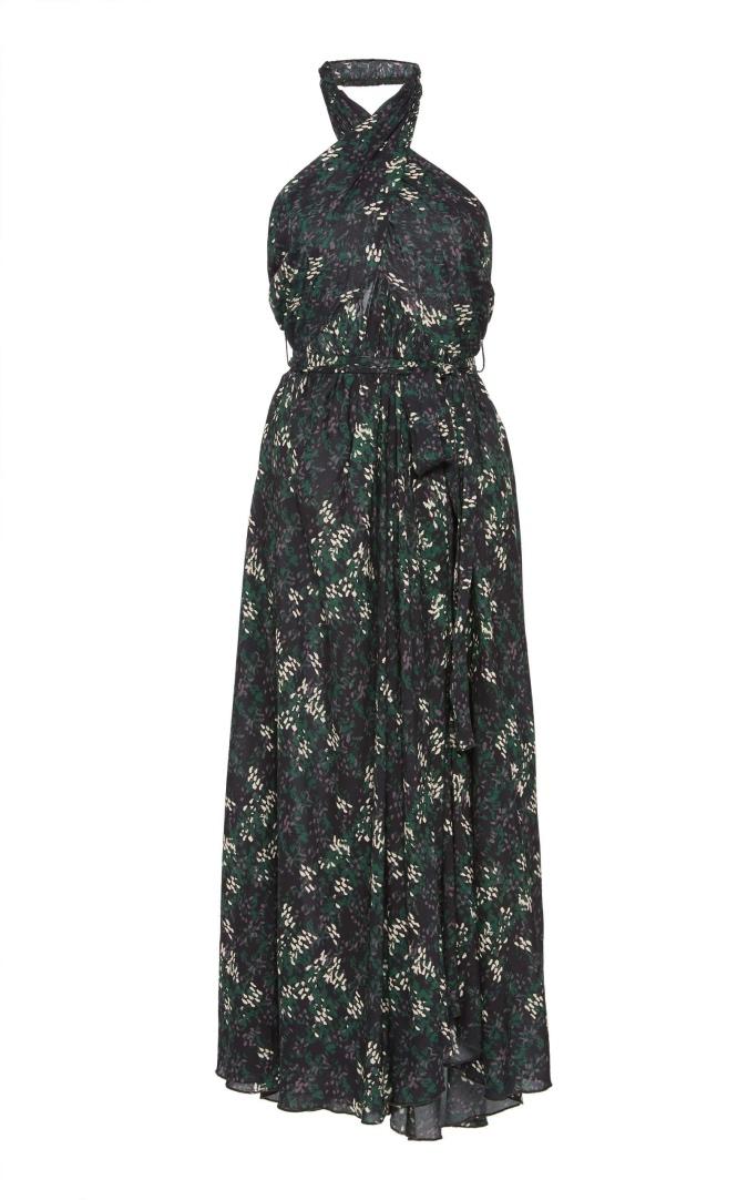 Apiece Apart Wassily Wrap Dress