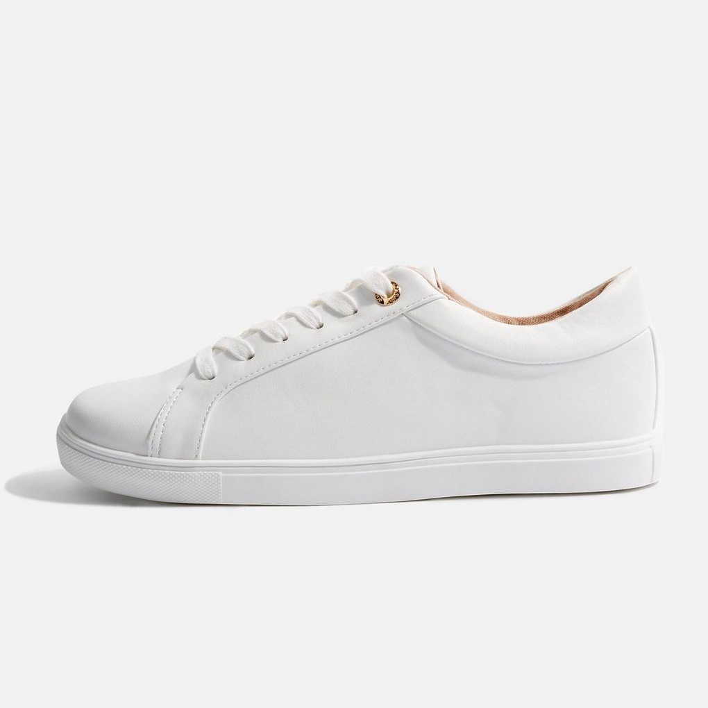 cookie white leather trainers sneakers tennis shoes