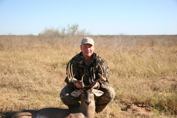 Whitetail Hunt in Texas photo
