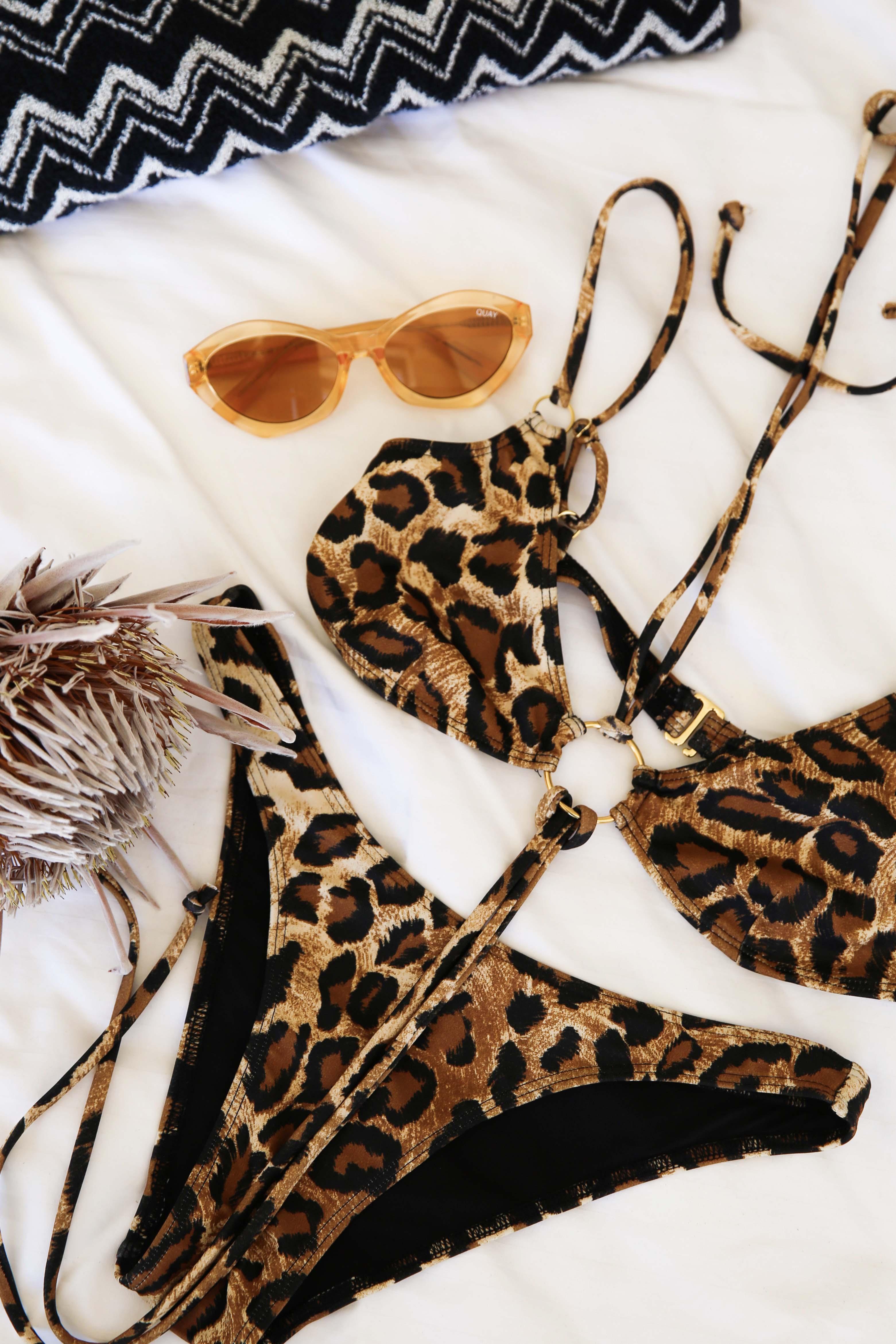All The Feels EastnWest The Label bikinis swimwear swim