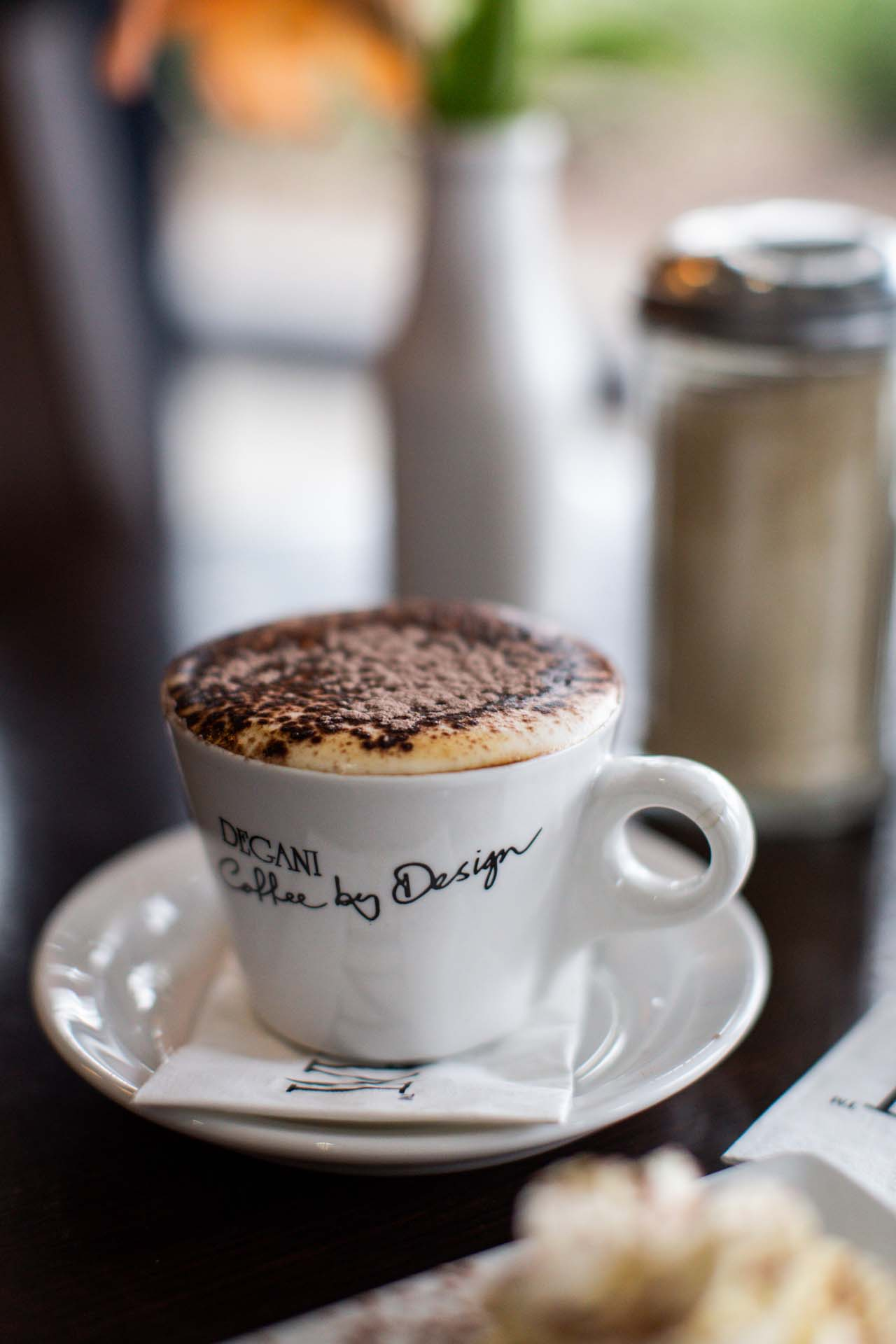 Degani Cafe coffee Roxburgh Park