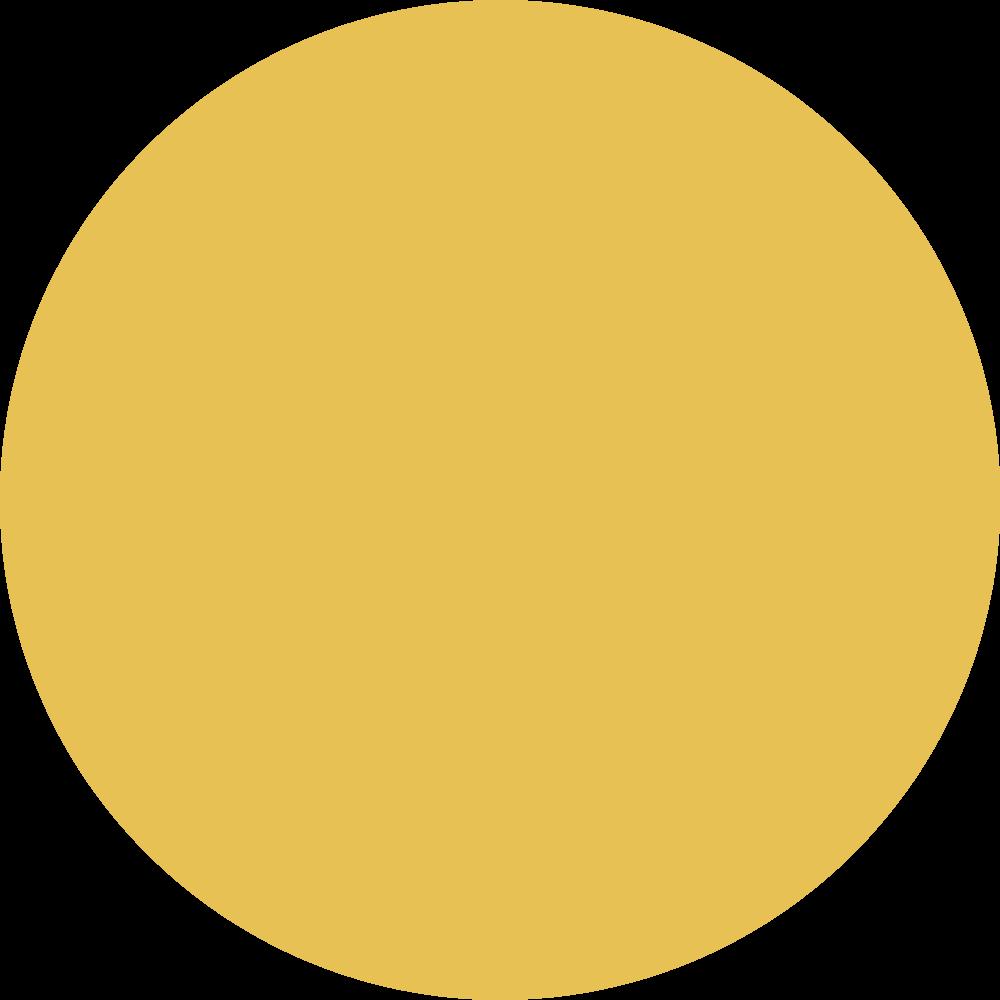 Born-Social-Yellow-Circle