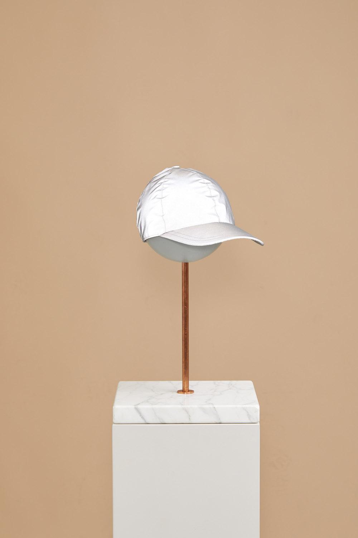 CLELIA REFLECTIVE HAT
