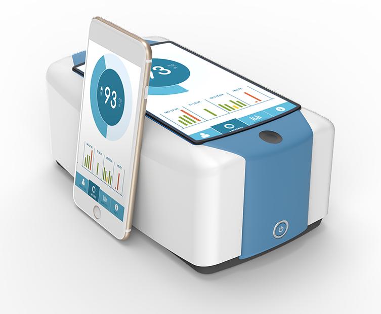DiaMonTech: non-invasive glucose measurements
