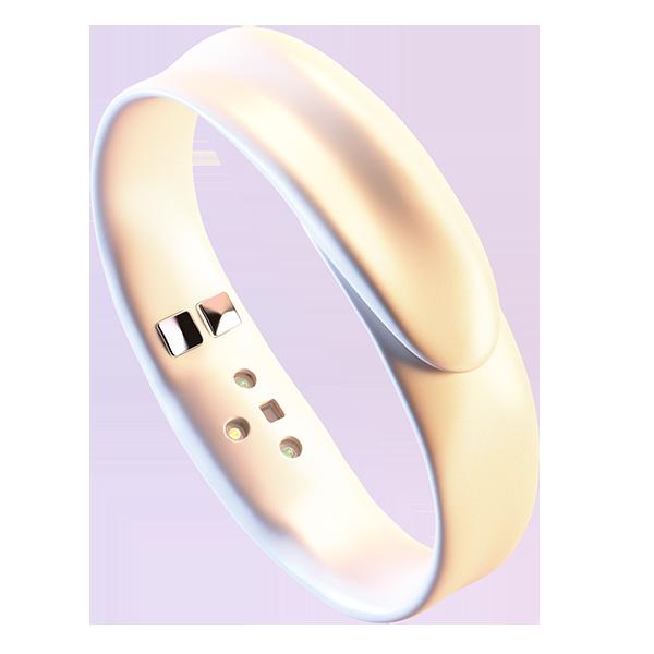 Feel wristband - emotion sensor