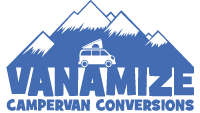 Vanamize Campervan Conversion Footer Logo