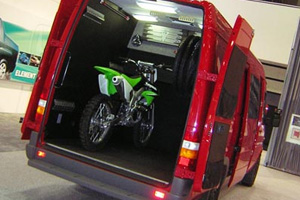 Race van  Campervan Conversion in Sheffield