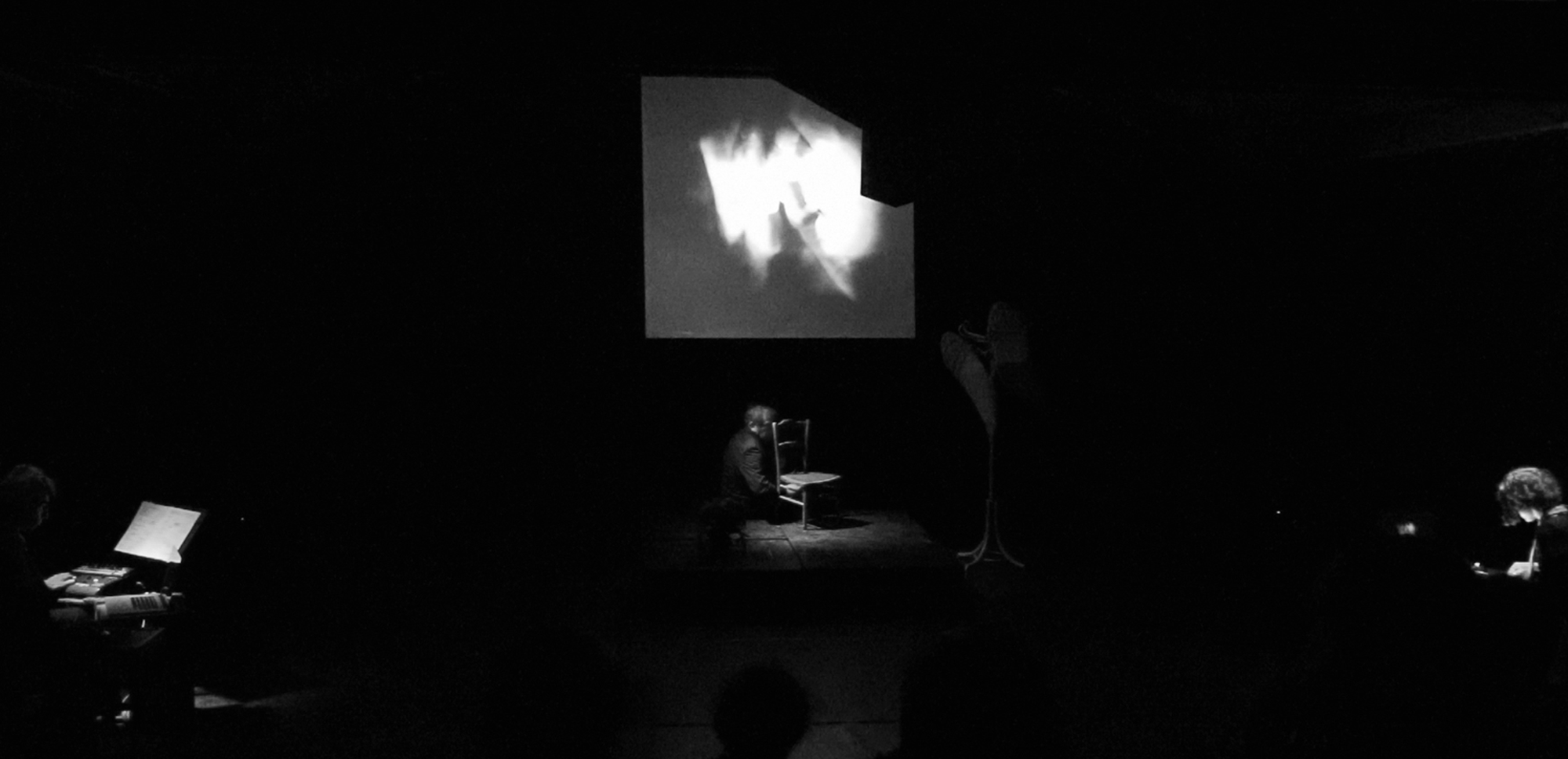 Live visuals for a theatre play