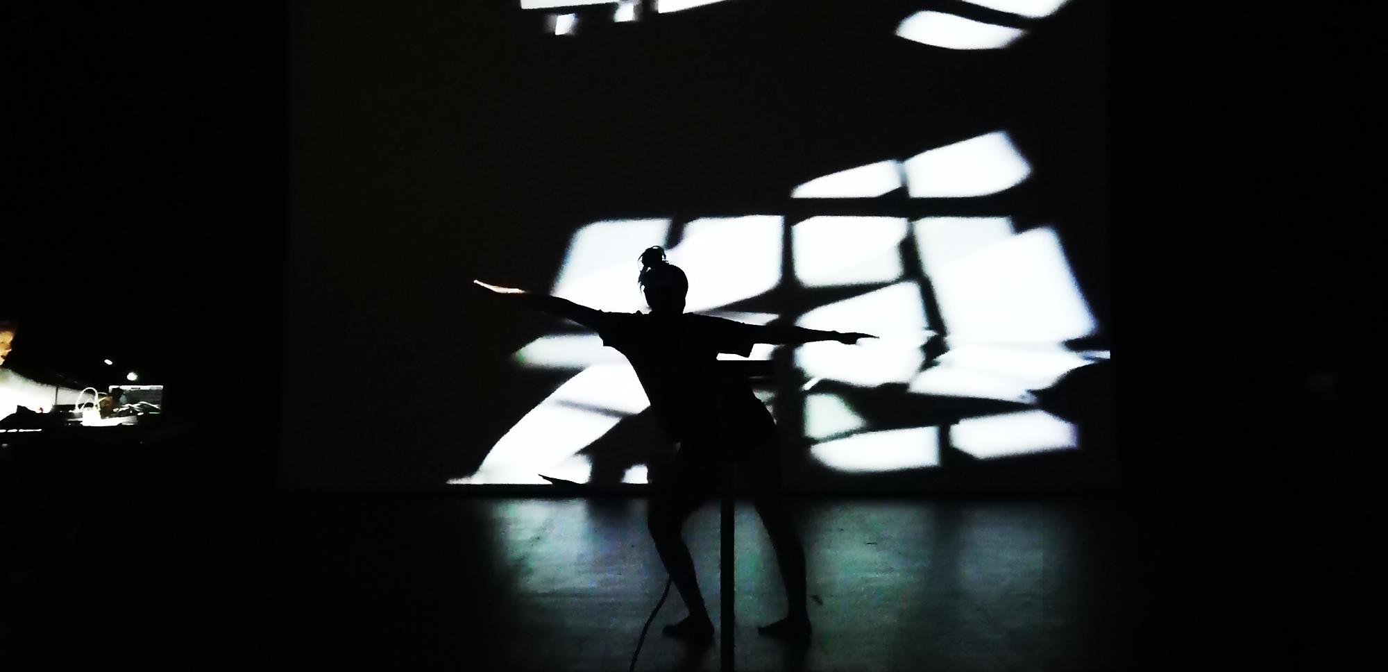 Interactive AV & dance show