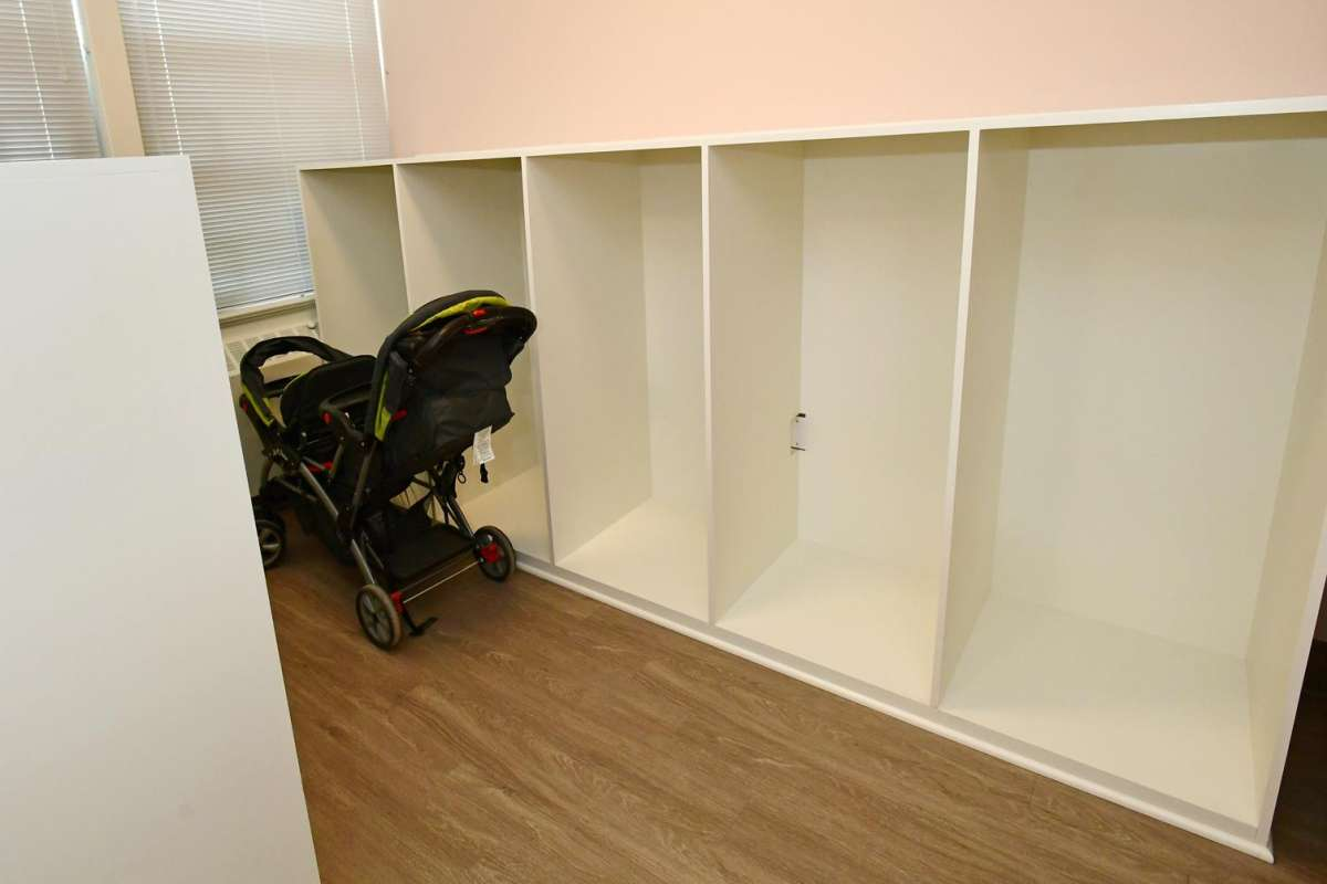 Storage for a well-organized living space