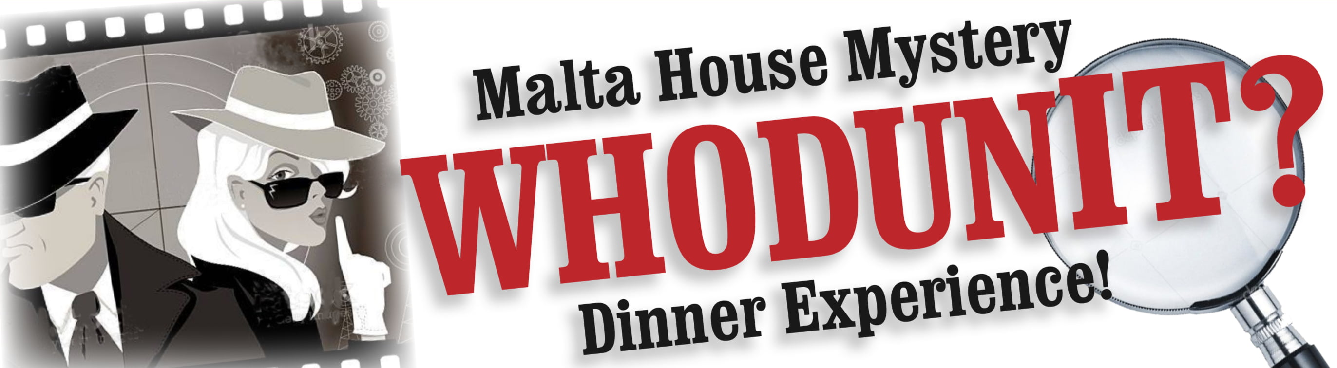 Whodunit Dinner Experience