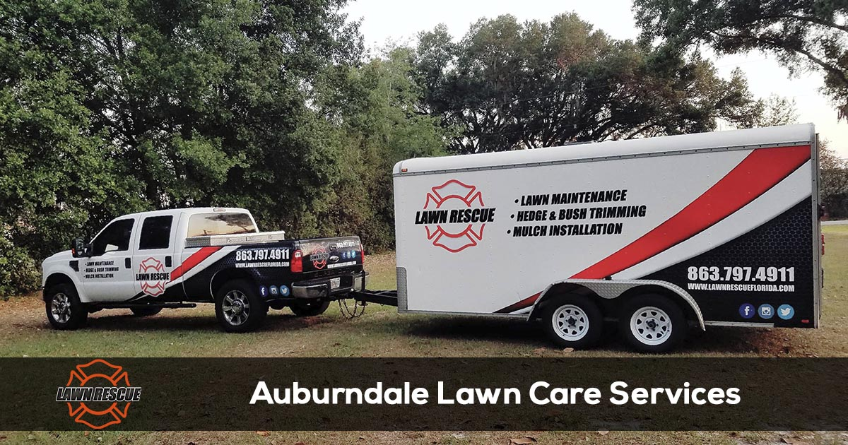 Auburndale Lawn Care Services