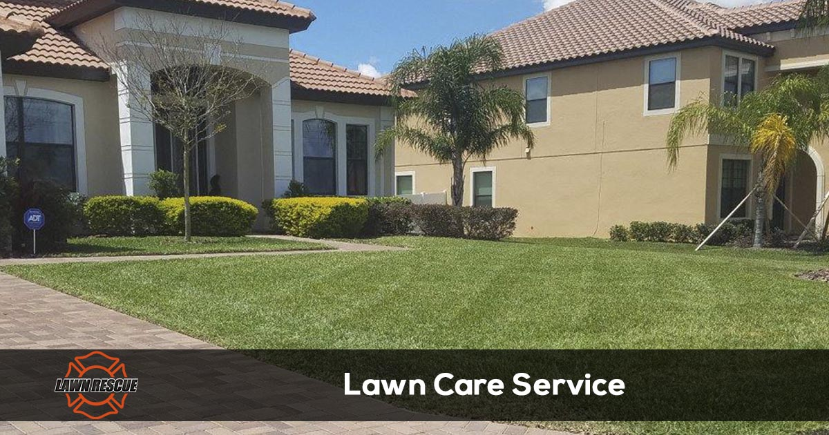 Lawn Care Service in Auburndale, Lakeland, & Winter Haven Florida