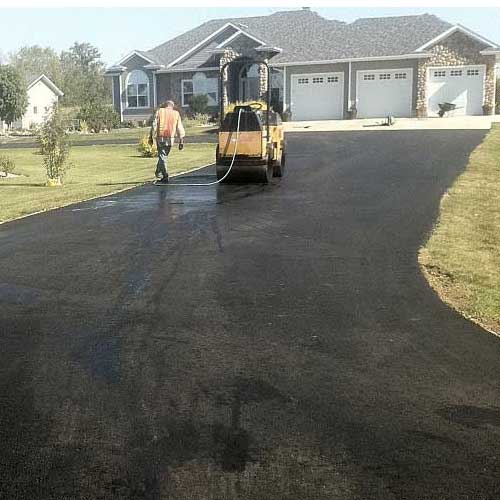 blacktop paving