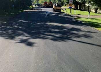private road paving Edmonton Elite Asphalt