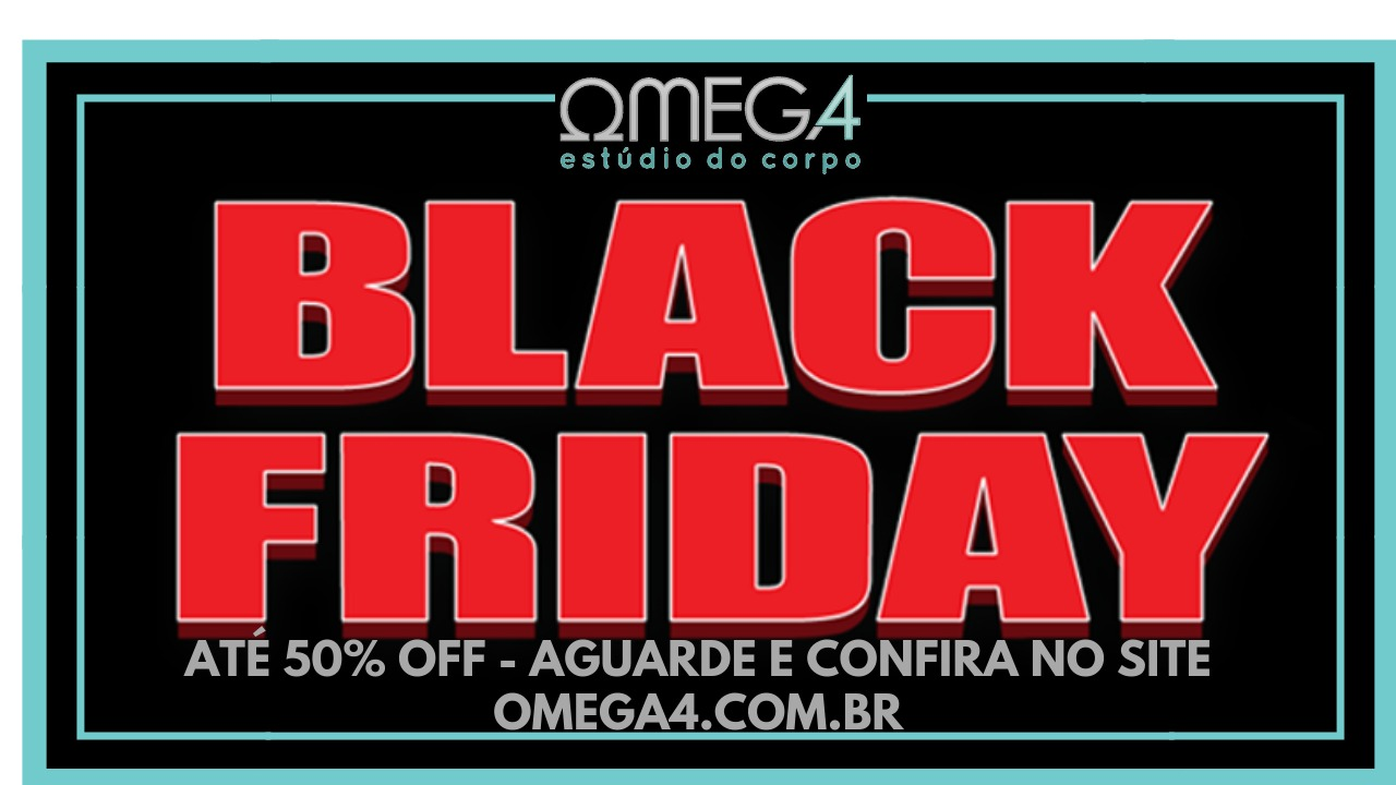 Black Friday Omega4 2018