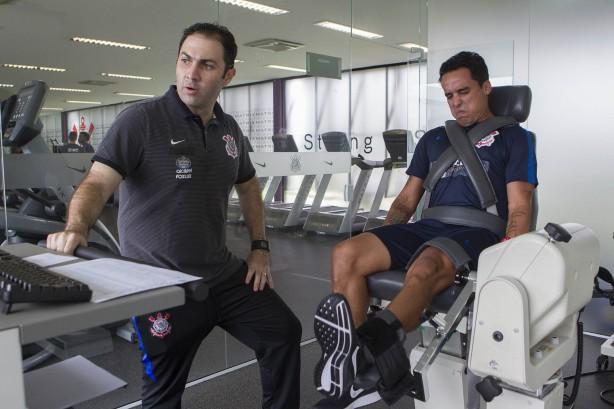 Corinthians fecha acordo afim de iniciar o método Pilates para reabilitação de jogadores.
