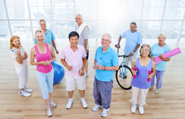 Pilates contra o Alzheimer.