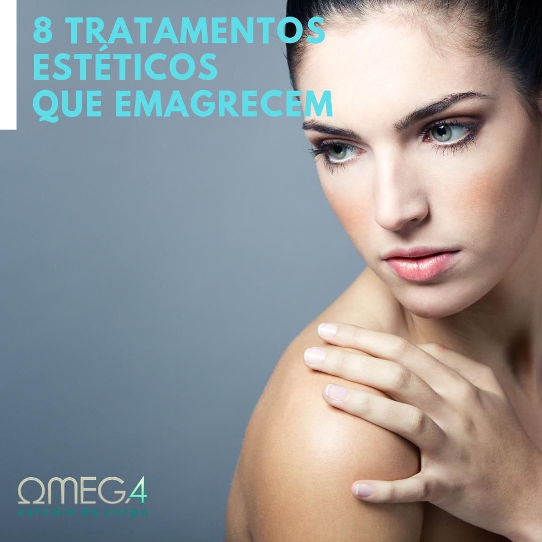 8 tratamentos estéticos que emagrecem!