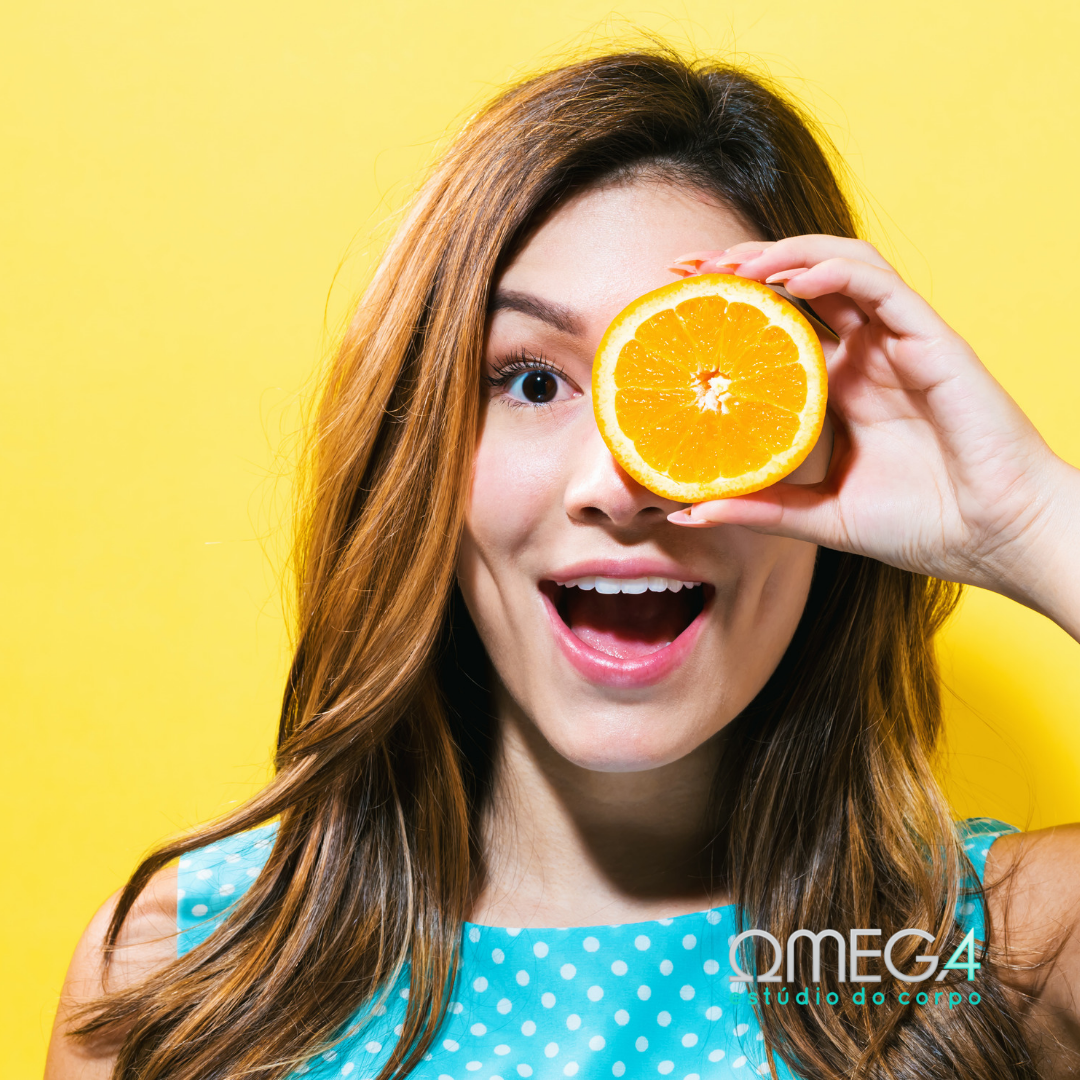 Você conhece a máscara de Vitamina C?