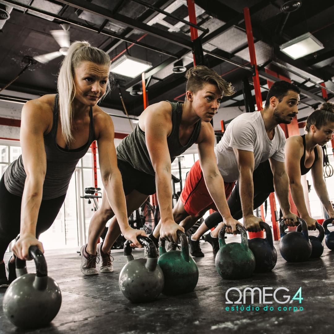 Treinamento Funcional para sua saúde!