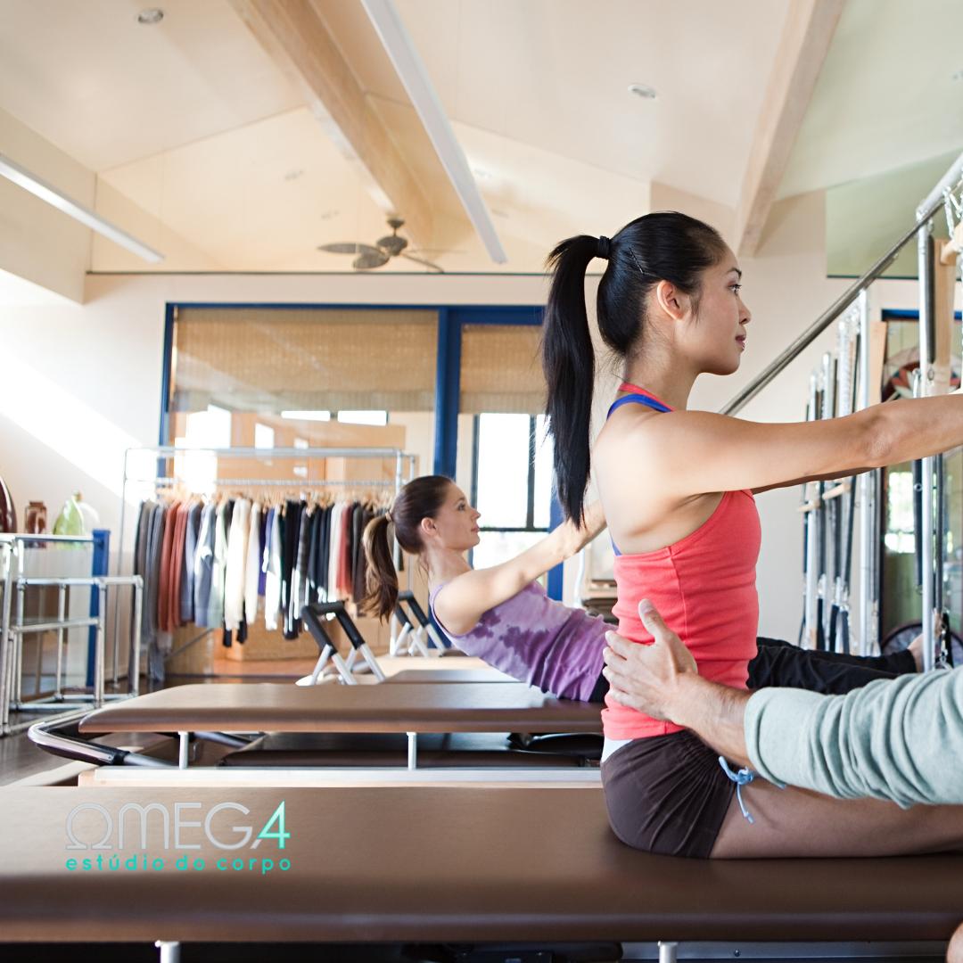 Pilates para postura