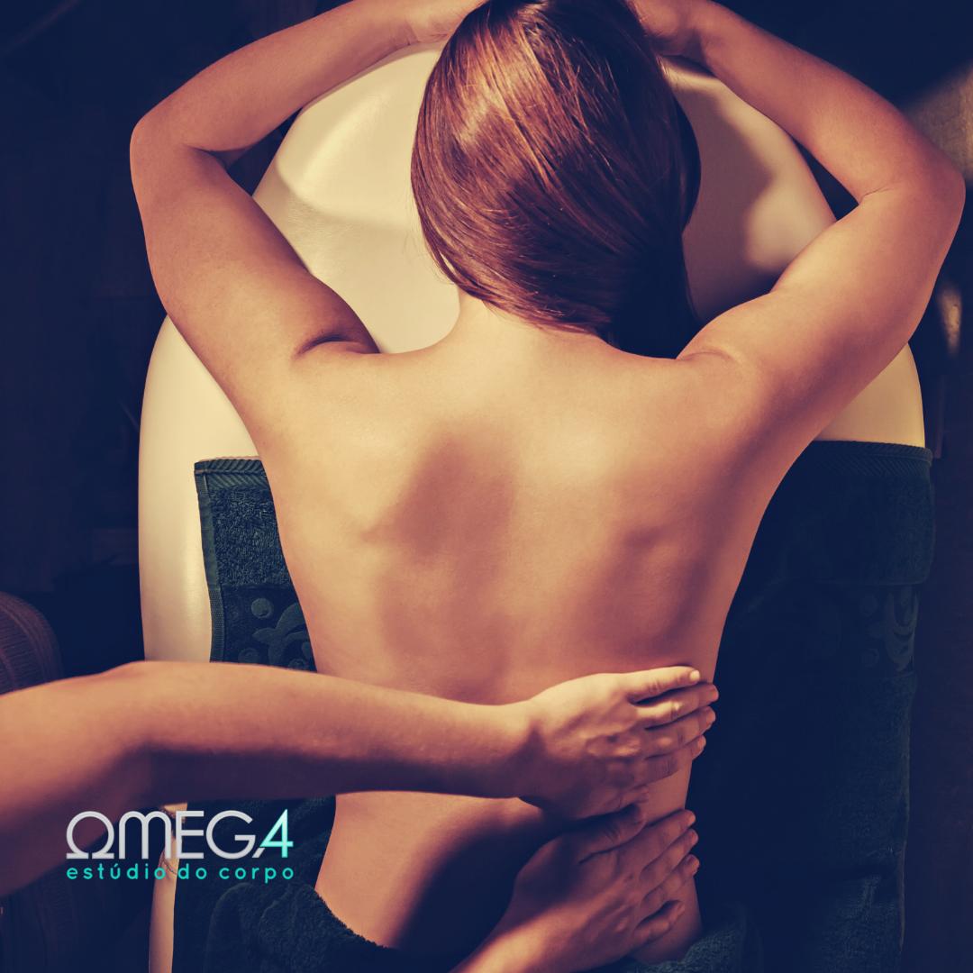 Qual a massagem que mais acalma e desestressa?