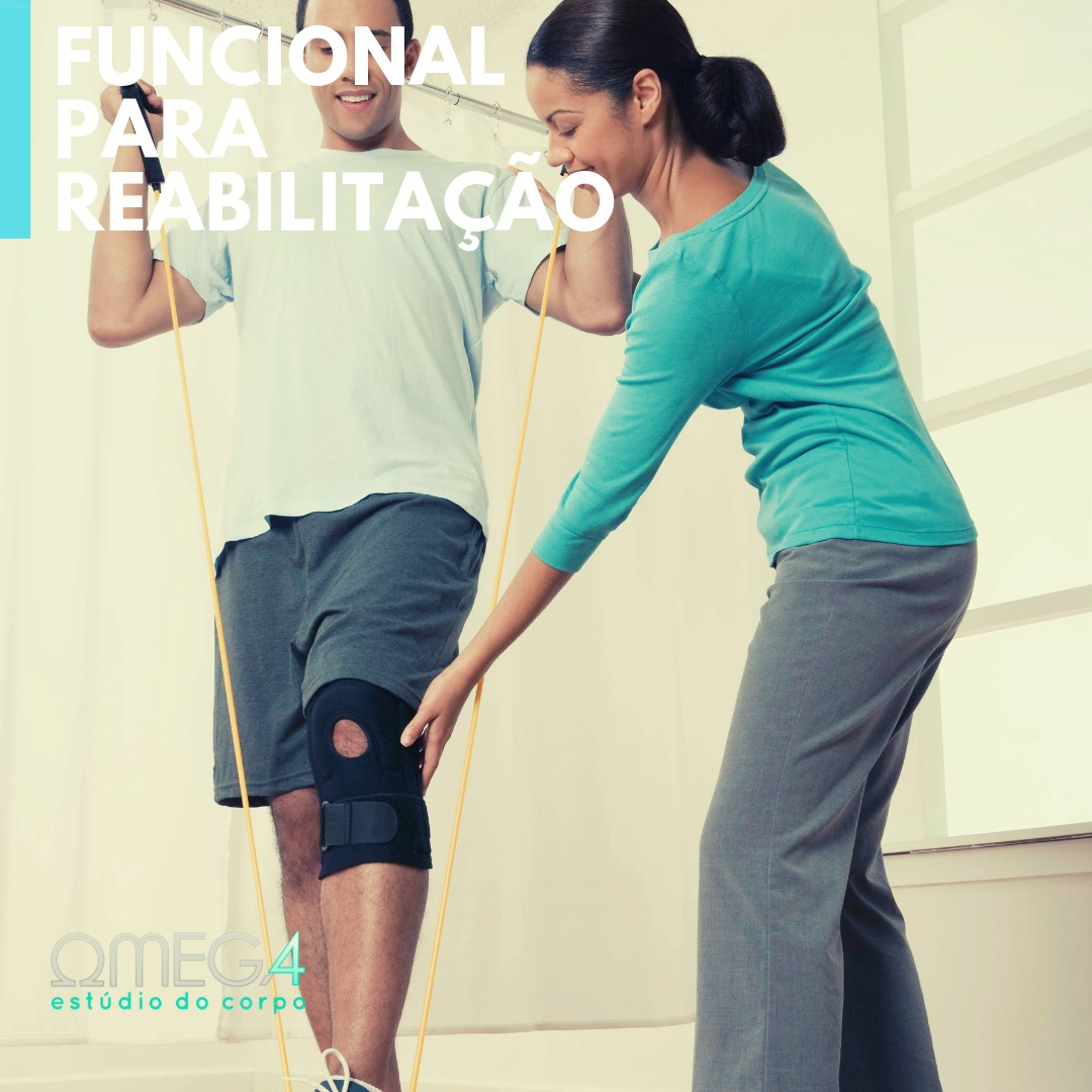 O Treinamento Funcional para Reabilitação