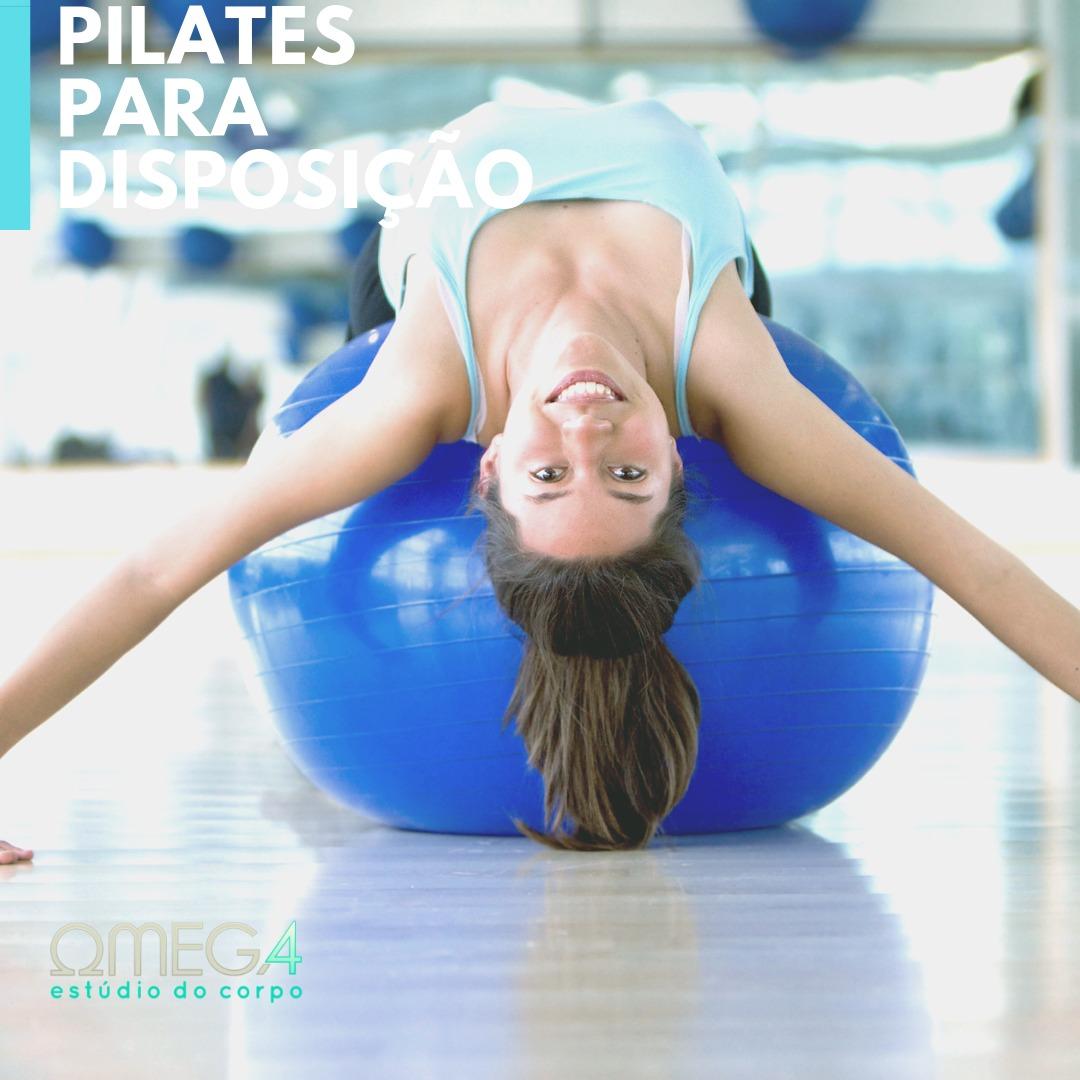 O método Pilates para disposição
