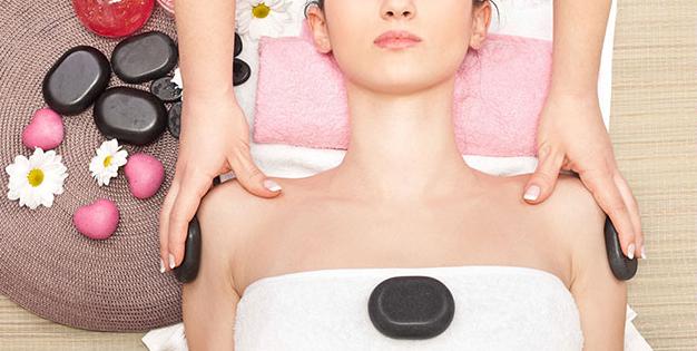 A Massagem com Pedras Quentes auxilia a tranquilização do sistema nervoso?