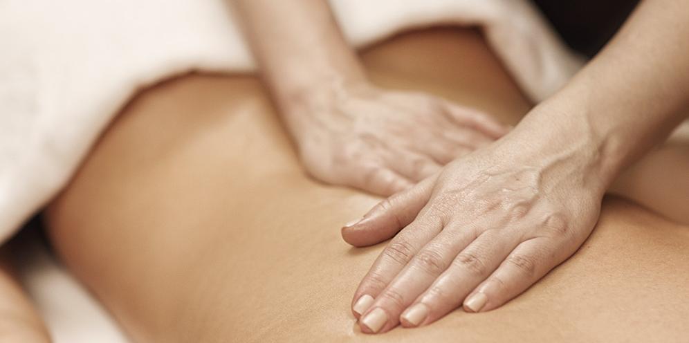 A massagem terapêutica trabalha os sistemas linfático, nervoso e energético?