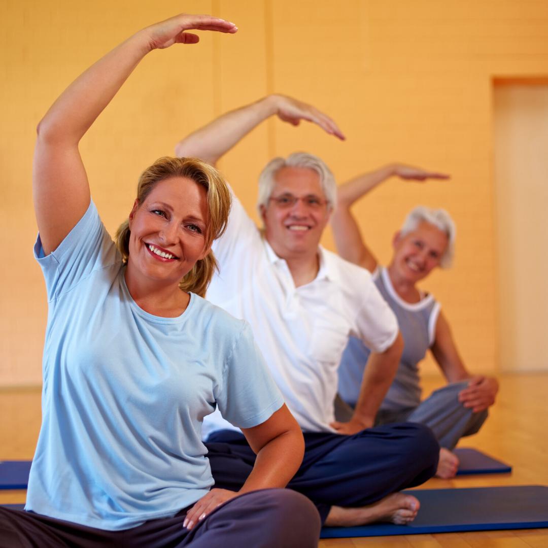 Pilates para idosos em moema