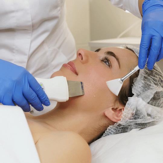 peeling-ultrassonico