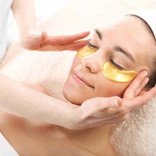 Benefícios da Máscara de Ouro