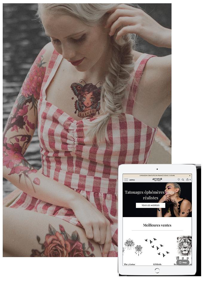 ArtWear Tattoo