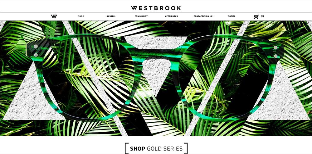 Westbrook Frames Shopify