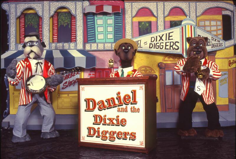 Daniel & The Dixie Diggers