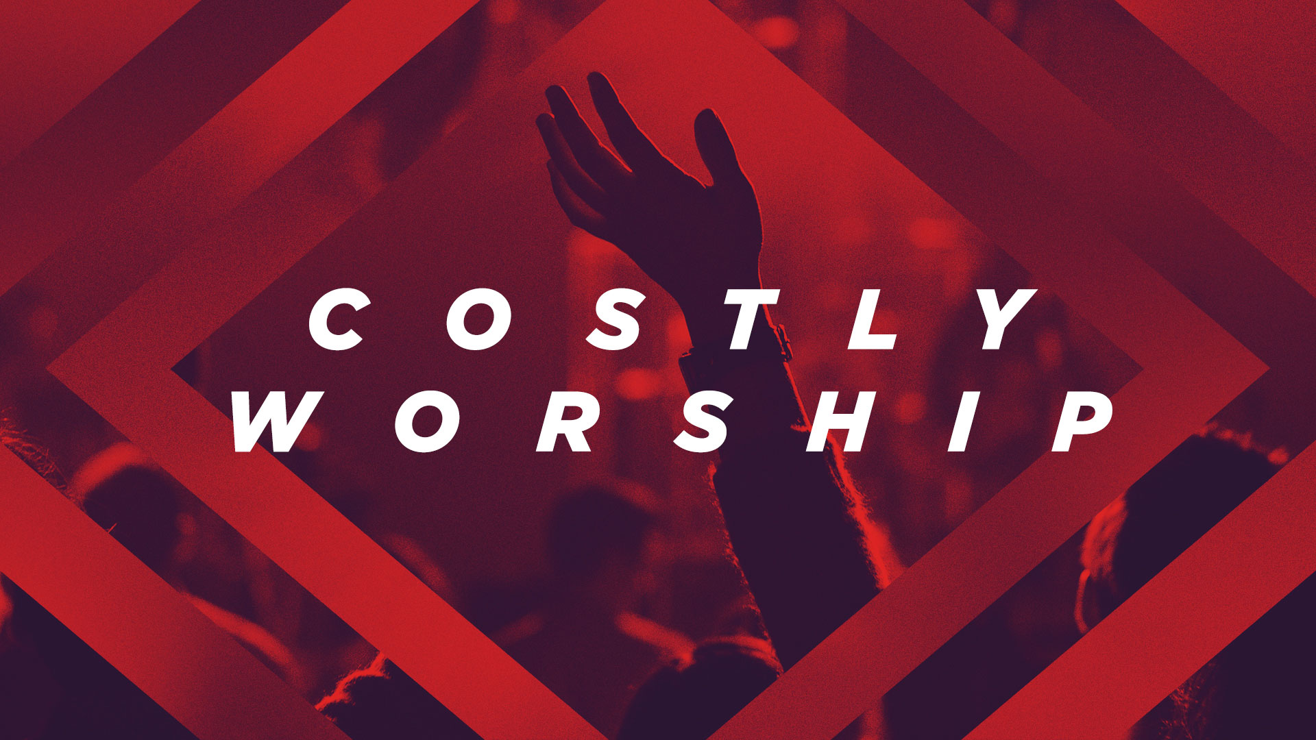 Costly Worship