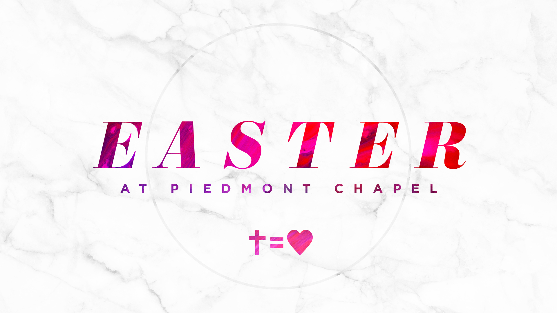 Easter At PC