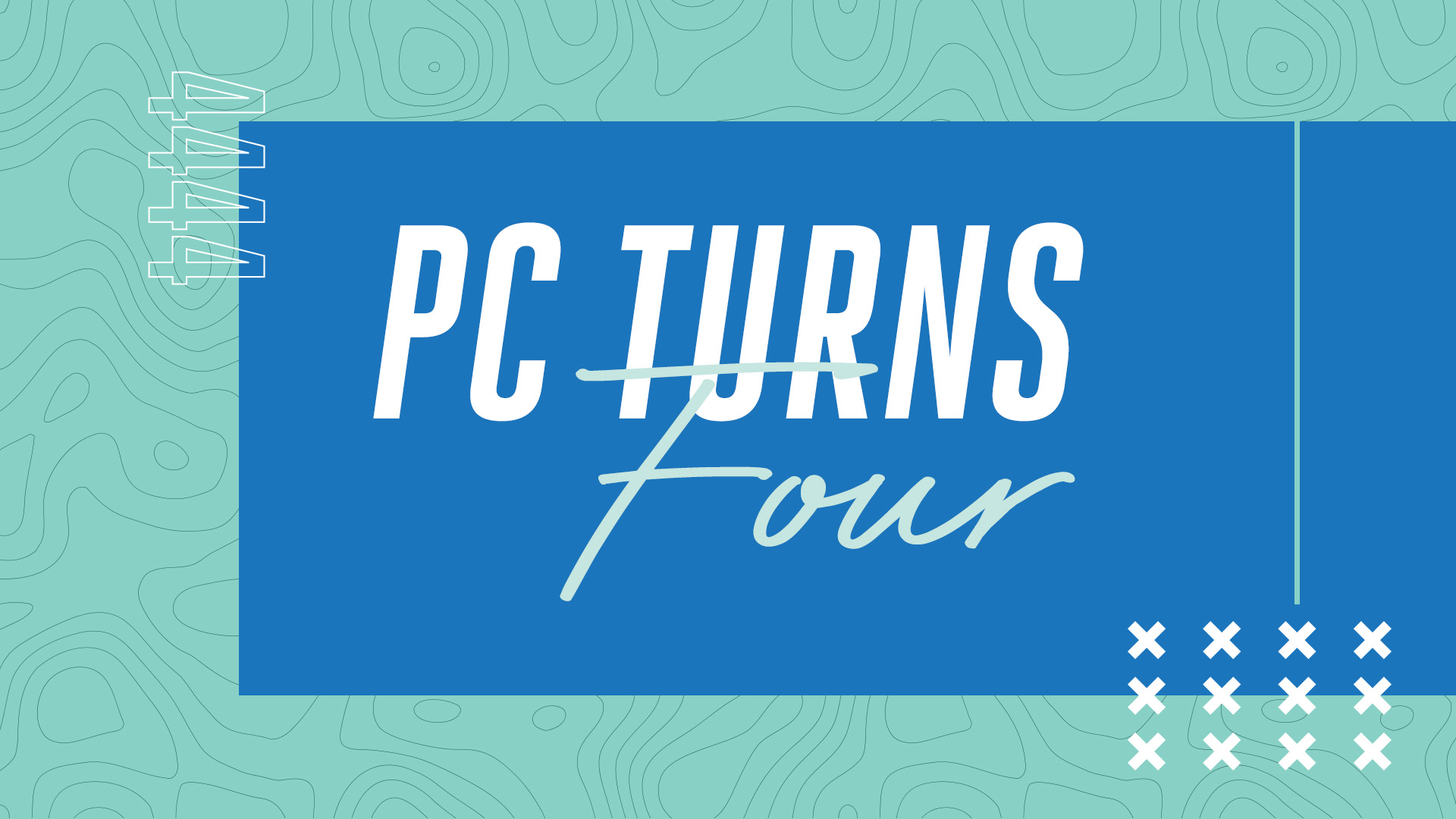 PC Turns Four